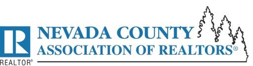 Member of Nevada County Association of Realtors