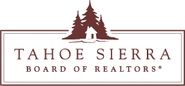 Member of Tahoe Sierra Board of Realtors