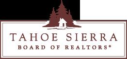 Member of Tahoe Sierra Board of Realtors